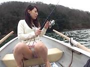 Mizuhara Sana enjoys her cunt being toyed