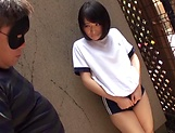 Haruki Karen featured in a kinky oral action