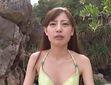 Cute Yuria Mano has her amazing cunt nailed