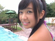 Enjoy Nana Ogura in a gorgeous outdoor fuck