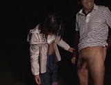 Lovely Katakura Moe gets penetrated deep