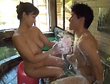 Mature beautiful Miyabe Suzuka loves sex picture 11