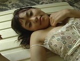 Amateur Asian Hiraru Koto blows tasty dong in pure POV scenes picture 13