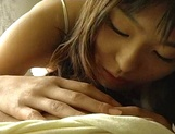 Amateur Asian Hiraru Koto blows tasty dong in pure POV scenes picture 14