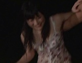 Kitano Nozomi gives some wild blowjob picture 10