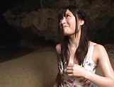 Kitano Nozomi gives some wild blowjob picture 12