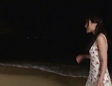 Kitano Nozomi gives some wild blowjob picture 2