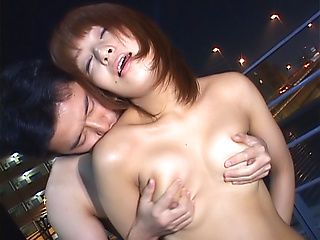 Naughty Japanese milf, Akane Mochida in position 69