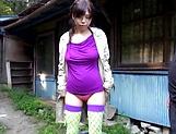 Yuuka Aoba nailed and creamed on afterwards