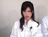 Kinky Sara Yurikawa enjoys being nailed