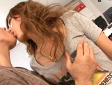 Asada Yuki gets guy to ravish her pussy in extreme xxx picture 12