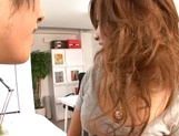 Asada Yuki gets guy to ravish her pussy in extreme xxx