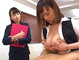 Stunning Japanese office lady fucked hard picture 138