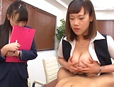 Stunning Japanese office lady fucked hard picture 140