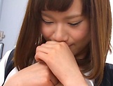 Stunning Japanese office lady fucked hard picture 94