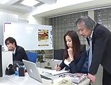 Mukai Ren gets rammed really good in office