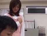 Rino Kamiya Asian office lady gets banged during break