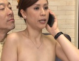 Mature Yurie Matsushima enjoying a big tasty dick picture 11