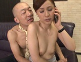 Mature Yurie Matsushima enjoying a big tasty dick picture 14