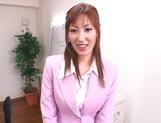 Shinju Murasaki blows a massive stiff wang properly