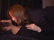 Office lady gets bonked hard position 69
