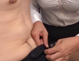 Superb office sex involving hot japanese babe picture 14