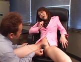 Maria Fujisawa hot Asian milf enjoys anal penetration picture 12