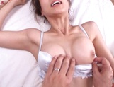 Horny Akari enjoys being nailed deep picture 65