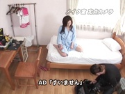 Hot Riko banged hard in amazing gangbang