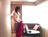 Akiho Yoshizawa; amazing Asian fuck in a hotel room