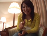 Hot Hina Fuyutsuki seduced and fucked hard picture 13
