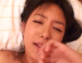Japanese milf Nana Nanami gets filmed while sucking and fucking picture 128