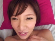 Amateur Nananko Hirai enjoys a good fuck on cam