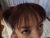 Curvaceous Mai Hagiwara banged and cummed on picture 73
