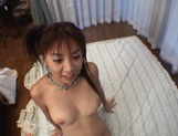 Curvaceous Mai Hagiwara banged and cummed on picture 83