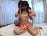 Curvaceous Mai Hagiwara banged and cummed on picture 9