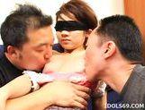 Rina Himekawa Av Idol Threesome Sex Asian babe Likes Playing Games picture 13