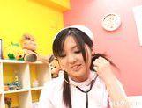Rio Nakamura Cute Av Idol Tokyo Nurse Internal Cumshot