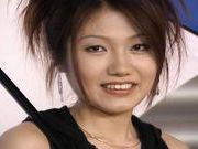 Aki Anzai Gets Her Hairy Pussy Banged by Two Guys in the Bedroom
