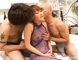 Saki Tachibana Double Internal Cum Shots For Her Adoring Public