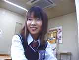 Schoolgirl Aika Hoshizak fucked by teacher for better grades picture 2