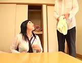 Superb Asian chick bonking with her boyfriend picture 14