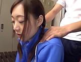 Cute Asian model enjoys having slow fuck picture 11