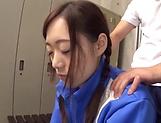 Cute Asian model enjoys having slow fuck picture 12
