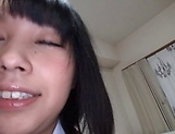 Sexy hardcore porn scenes with a tight Japanese schoolgirl picture 12