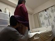 Sexy hardcore porn scenes with a tight Japanese schoolgirl