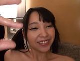 Group sex scenes with petite Asian Miu Mizuno picture 15