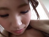 Cute Ushio Ayana gets penetrated deep and hard picture 11