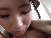 Amazing Ushio Ayano enjoys being banged