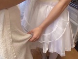 Naughty teen Sakura has her cunt nailed picture 11